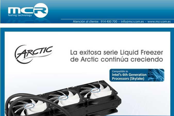 comprar Arctic Liquid Freezer