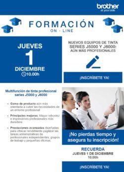 formacion online impresoras brother