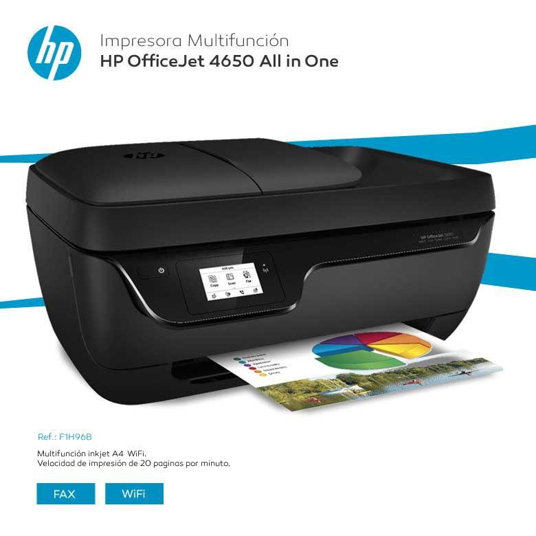 comprar multifuncion hp officejet