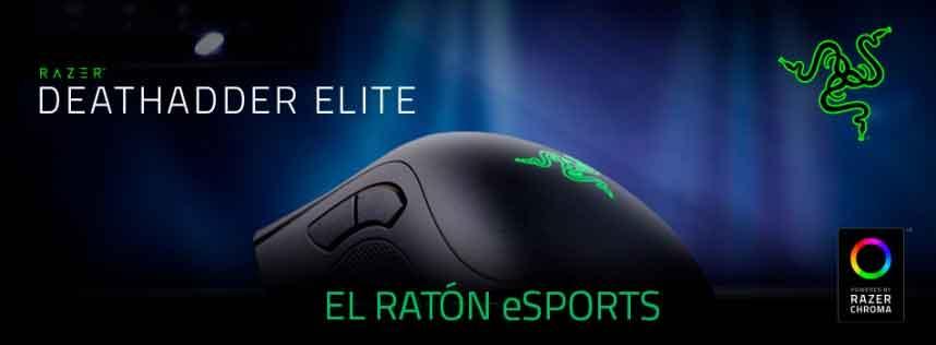 comprar Razer DeathAdder Elite