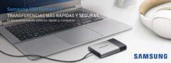 Samsung SSD portátil T3. Rapidez, capacidad, durabilidad y conectividad