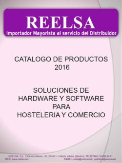 Reelsa Catalogo General TPVs