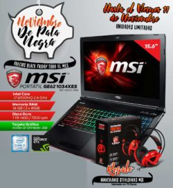comprar portatil MSI