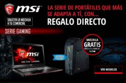 comprar portatil MSI gaming