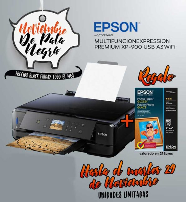 comprar impresora multifuncion epson