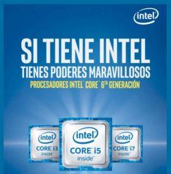 comprar Intel 6ª generacion