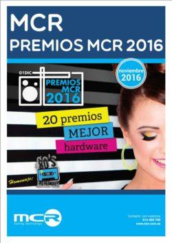 mcr premios 2016