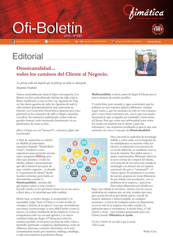 Ofi Boletín 2016 - Nº 037