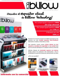 expositor billow en dealermarket