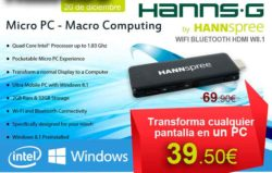 compra micro pc hannspree en dealermarket
