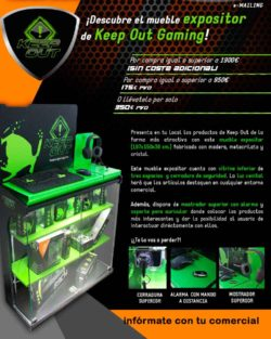 expositor keep out en dealermarket