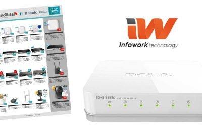 D-Promototal de D-Link en Infowork