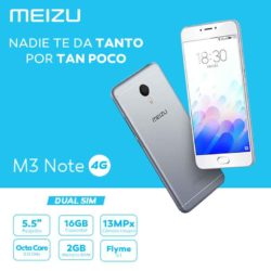 comprar meizu m3 note en dealermarket