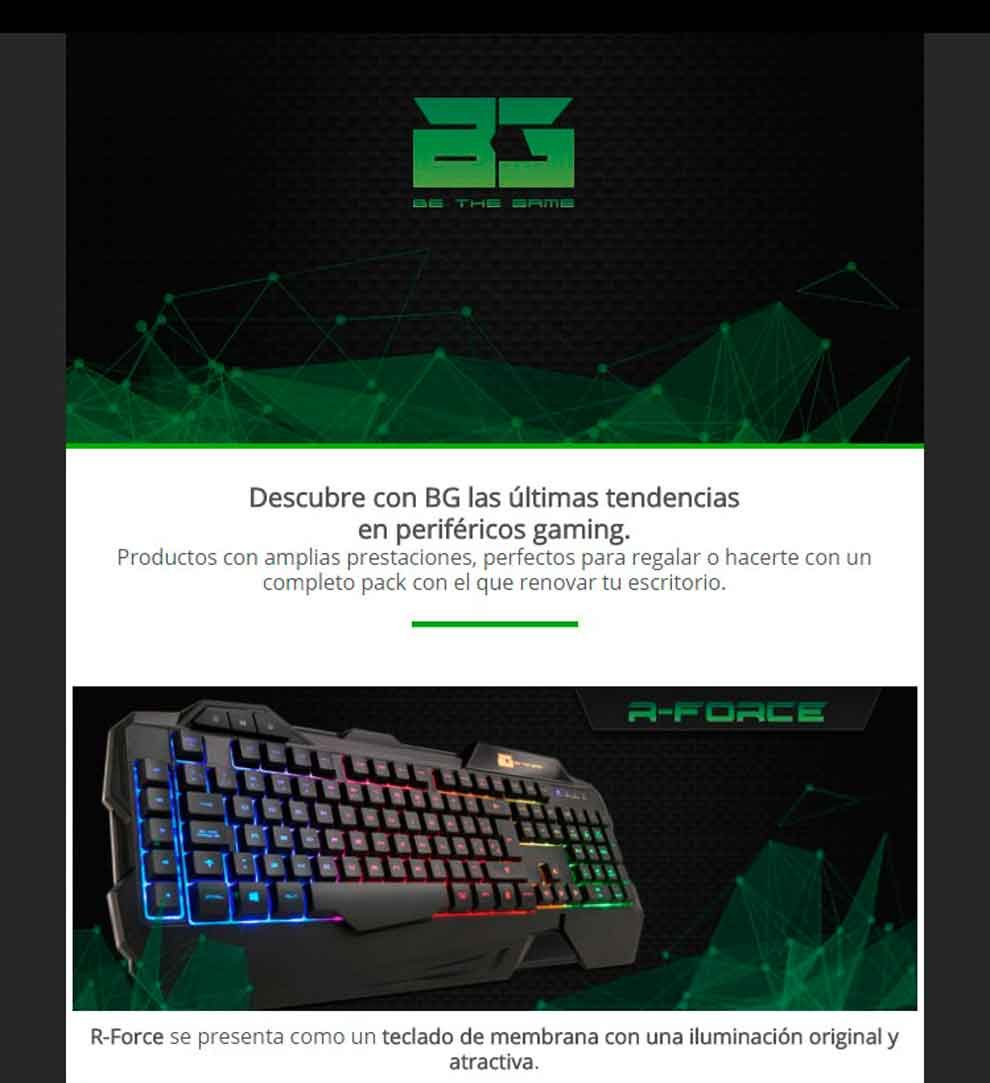 descubre con bg las ultimas tendencias en gaming
