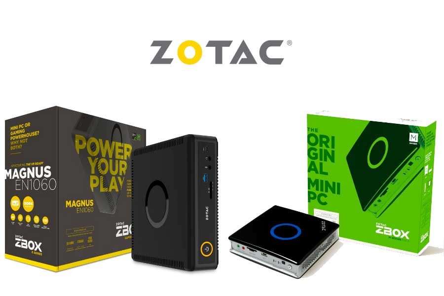 comprar mini pc zotac