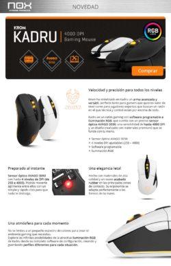 comprar raton gaming en dealermarket
