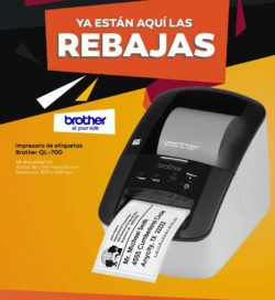 comprar impresora brother ql-700