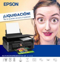 liquidacion impresora epson en dealermarket