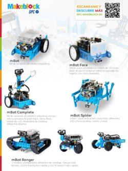 kits de robotica makeblock