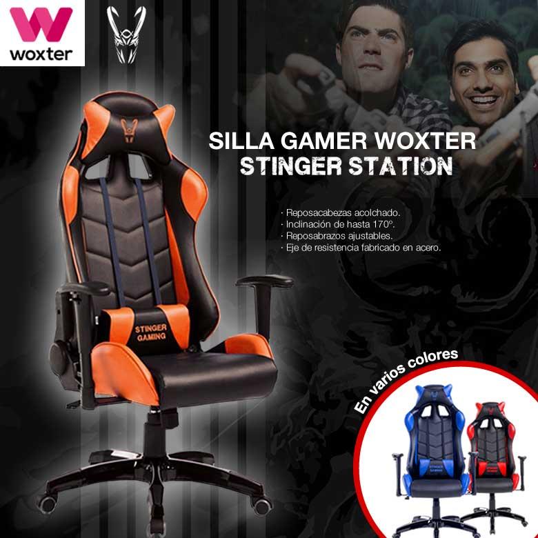 comprar silla gamer en dealermarket