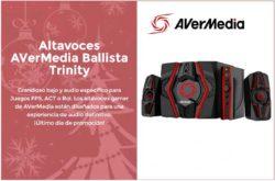 comprar Altavoces AVerMedia Ballista Trinity en dealermarket
