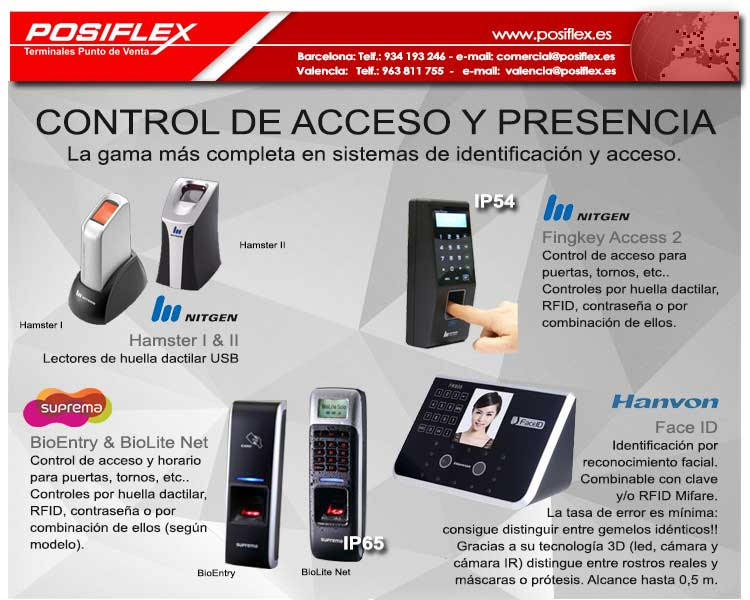 control de acceso en dealermarket