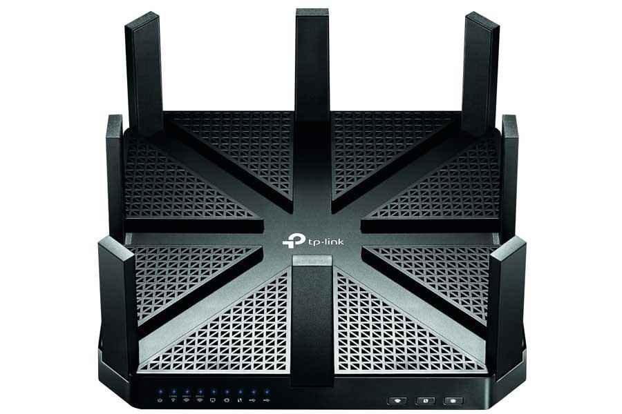 comprar router tribanda