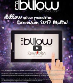 Billow en Eurovision