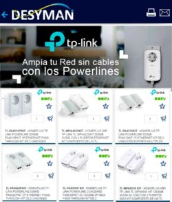 comprar powerline barato