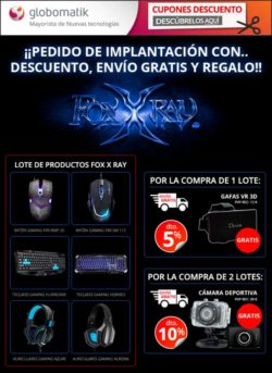 fox x ray en globomatik