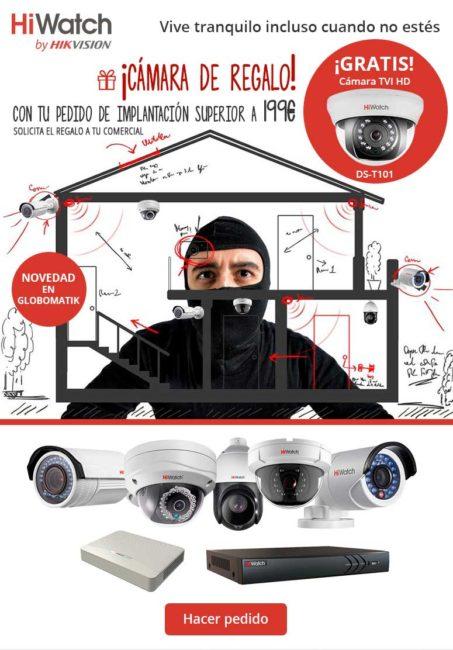 cámaras ip HiWatch en dealermarket