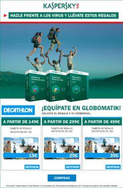 promocion kaspersky con decathlon