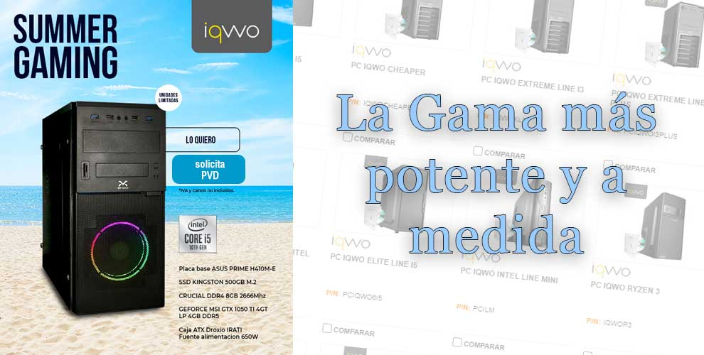Summer Gaming con IQWO