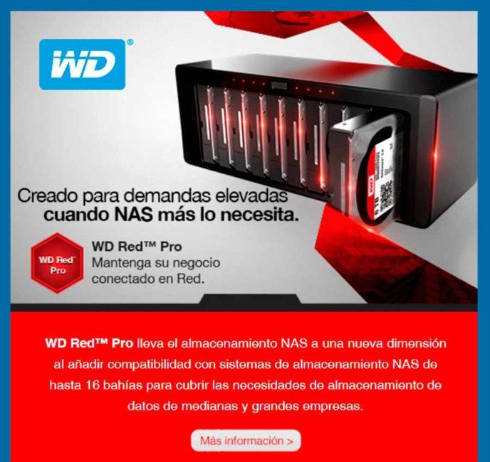 WD Red Pro