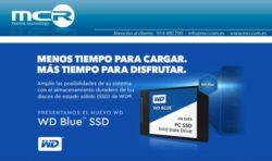 WD Blue SSD almacenamiento duradero