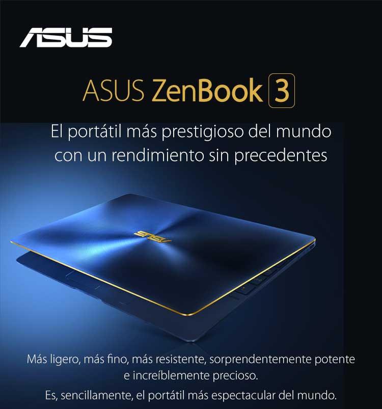 comprar asus zenbook 3