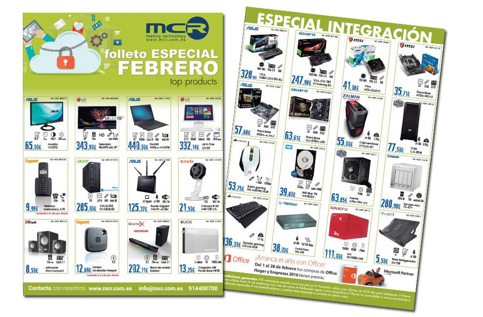 folleto especial febrero top products en dealermarket