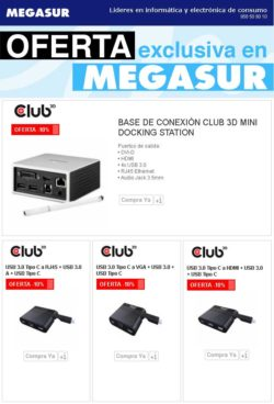 Oferta Club3D en dealermarket