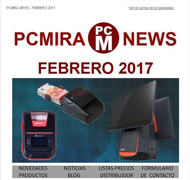 PCMira News Febrero 2017