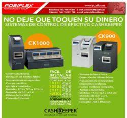 cashkeeper control gestion de efectivo