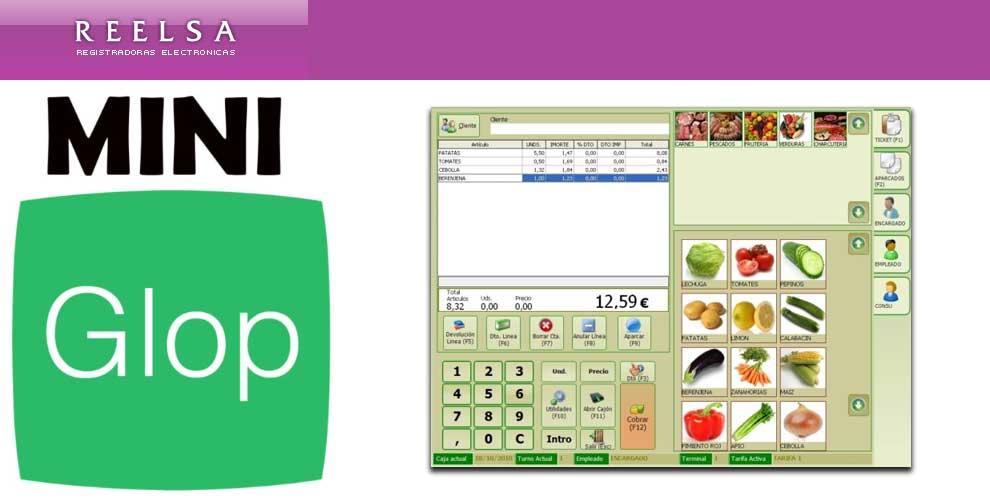 Software de Gestión Mini GLOP