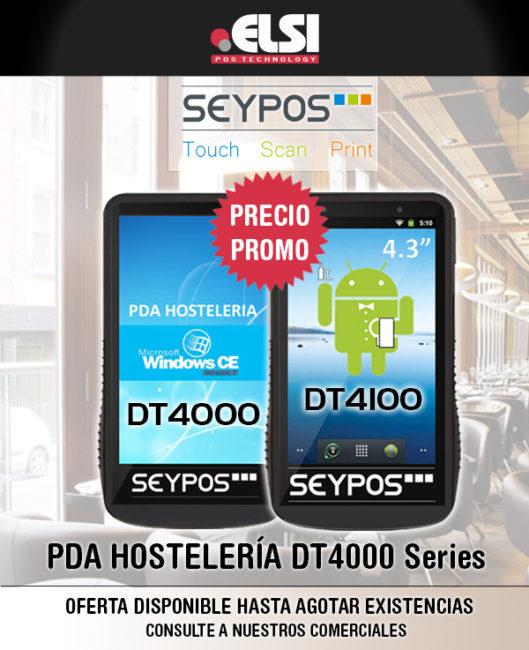 PDA Hostelería con Windows CE7