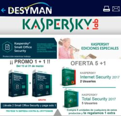 comprar kaspersky internet security