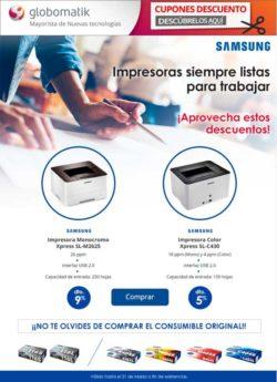ofertas impresoras samsung