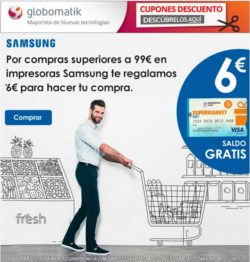 Promoción Samsung