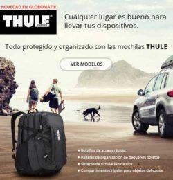 todo organizado y protegido con las mochilas Thule