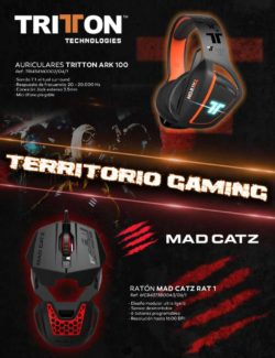 comprar tritton headset