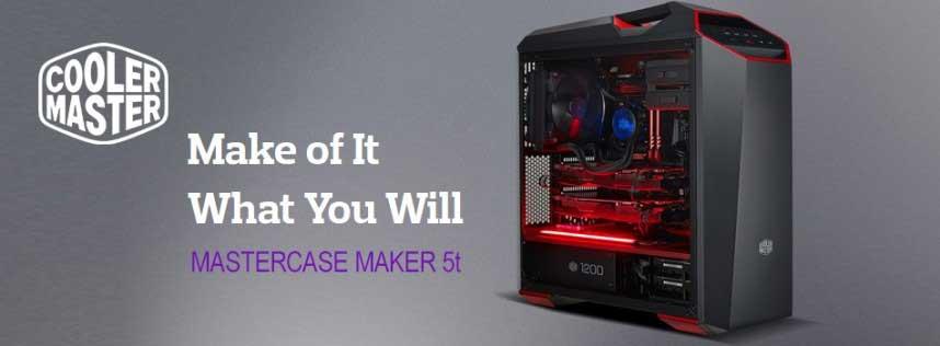comprar MasterCase Maker 5T