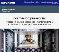formacion servidores HPE ProLiant