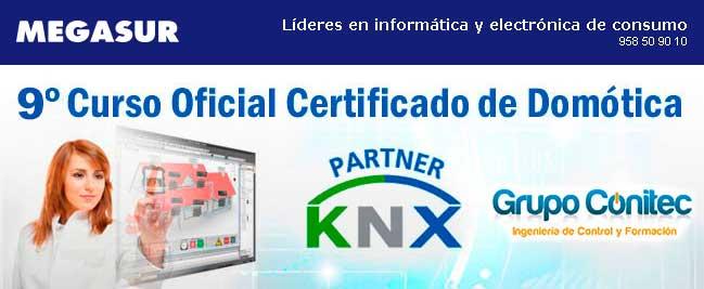 9º Curso Oficial Certificado Instalador de Domótica KNX PARTNER / KNX ADVANCED